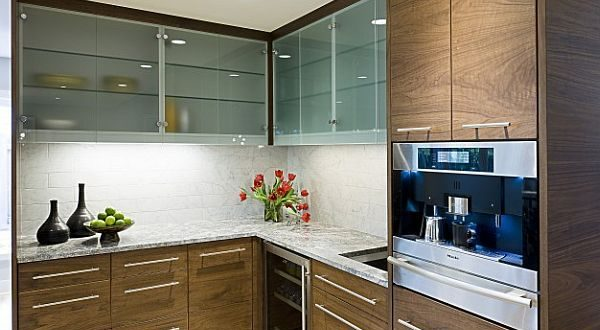 Updating Your Kitchen Cabinets: Replace or Reface? | Contemporary .