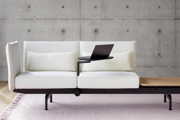 Soft Work Seating System for Vitra, Contemporary Furniture Design .