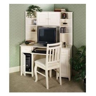 Corner Desks With Hutch For Home Office - Ideas on Fot