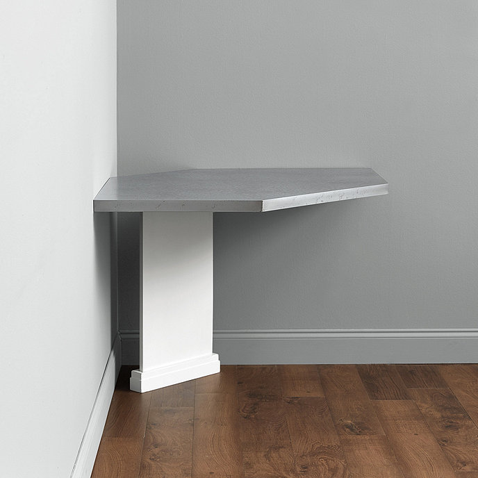 Original Home Office Corner Desk Addition | Ballard Desig
