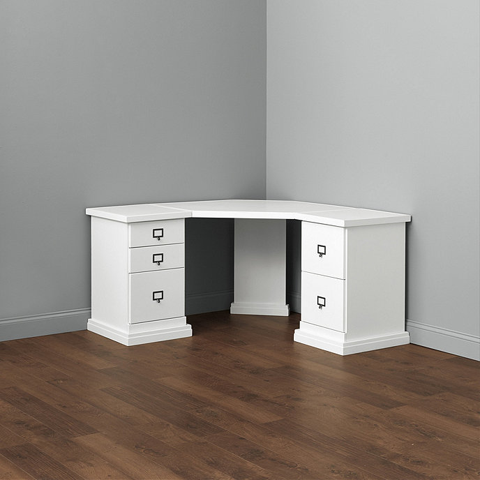 Original Home Office™ Corner Desk Group - Sma