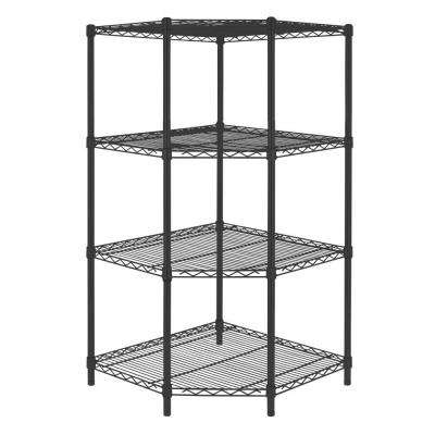 Corner - Wire - Shelving - Storage & Organization - The Home Dep