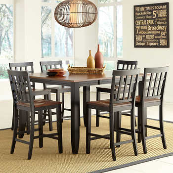 Somerset 7-piece Counter-Height Dining S