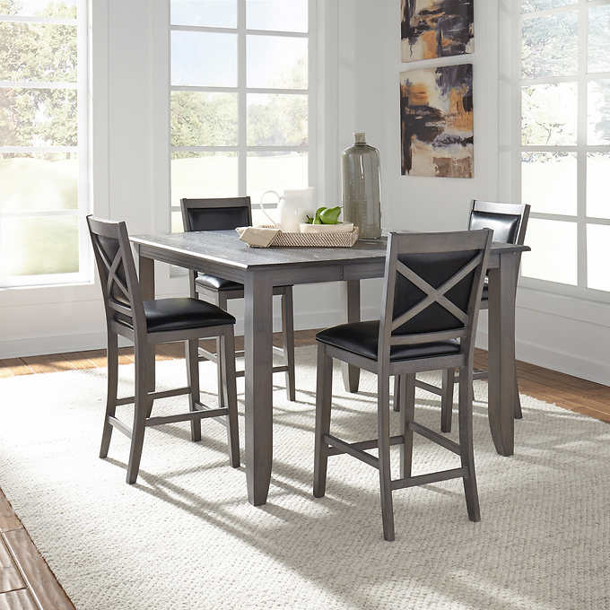 Torence 5-piece Counter Height Dining S