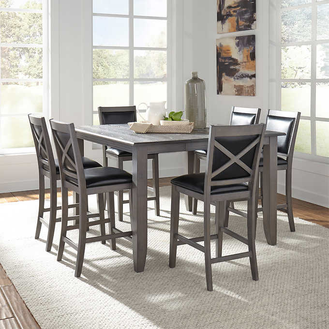Torence 7-piece Counter Height Dining S