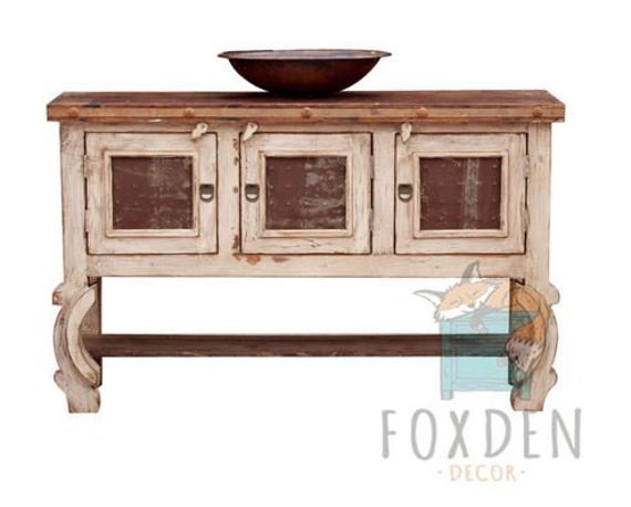 French Country Bathroom Vanity | Et