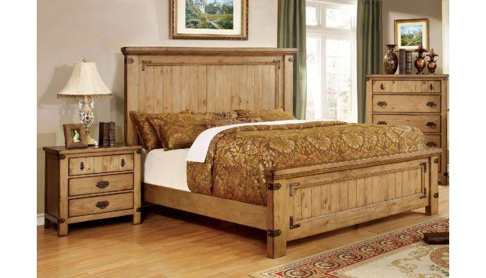 Preston Country Style Bedroom Furnitu