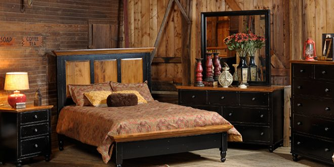 Amish & Country Bedroom Furniture - Country Home Furniture - 520 .