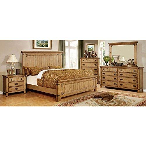Country Bedroom Furniture Set: Amazon.c