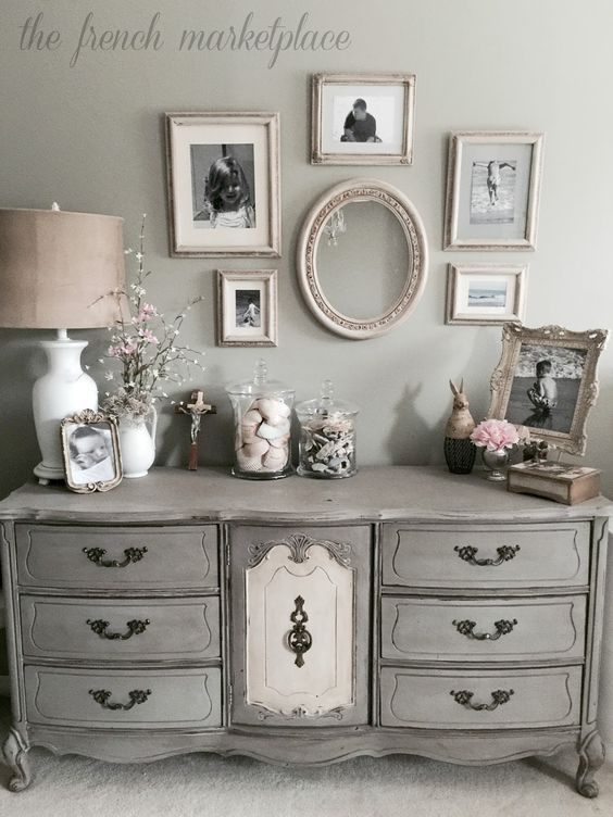 5 Easy French Country Bedroom Ideas | Painted bedroom furniture .