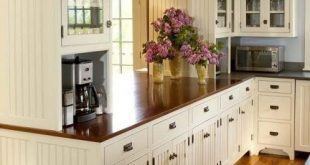 Pictures of Kitchens - Traditional - White Kitchen Cabinets .