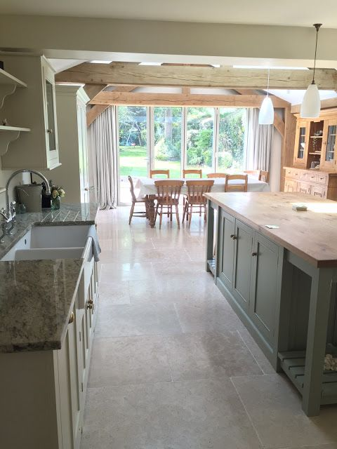 GORGEOUS Modern Country Kitchen!!   Modern country kitchens .