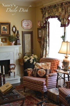 French Country Living Room Chairs - Ideas on Fot