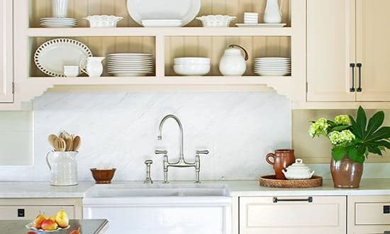 Cream and White Kitchens: Happy Accident or Stroke of Geniu
