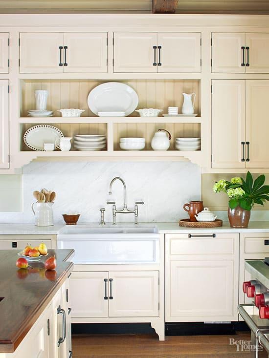 Cream Kitchens