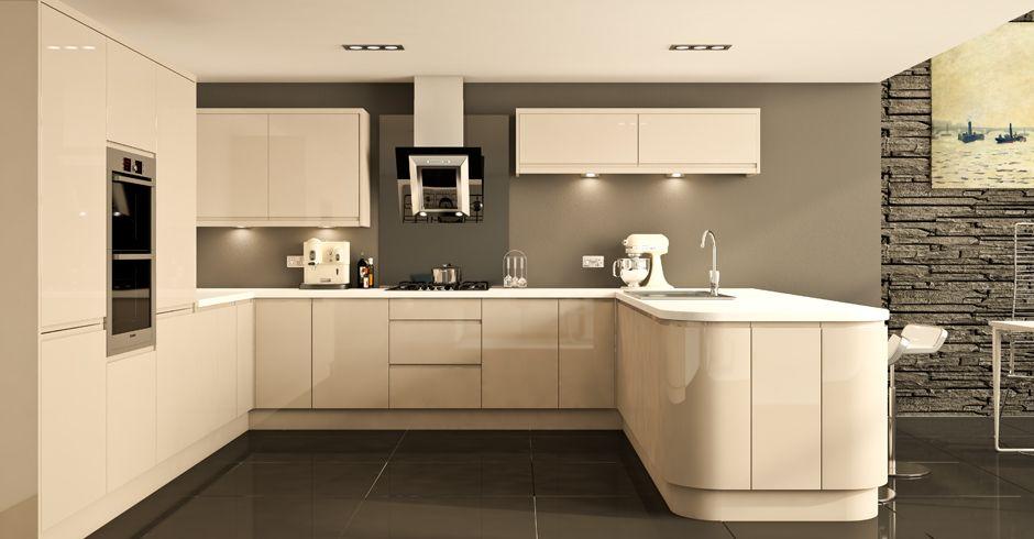 Modern Kitchens | Contemporary Modern Kitchen Designs | Wren .