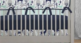 Baby Boy Bedding | Boy Crib Bedding Sets | Carousel Desig