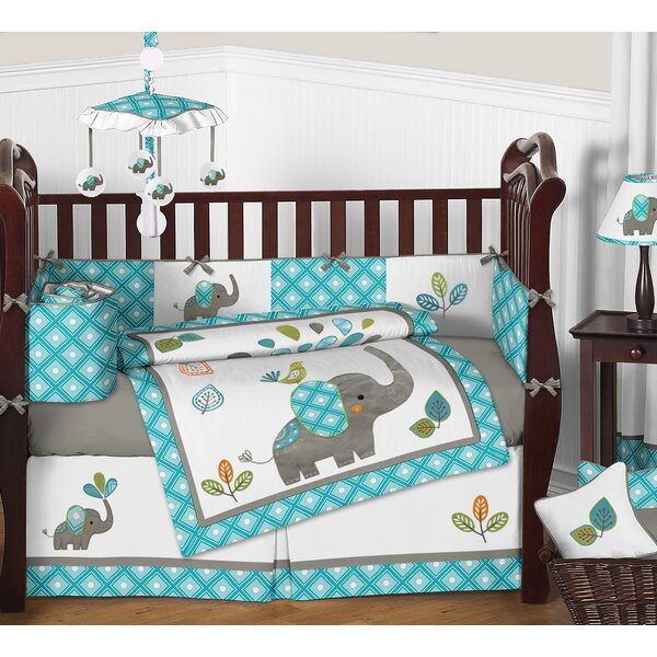 Mod Elephant 9 Piece Crib | Wayfa