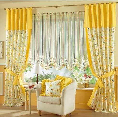 How to Select the Right Window Curtains | Freshome.c