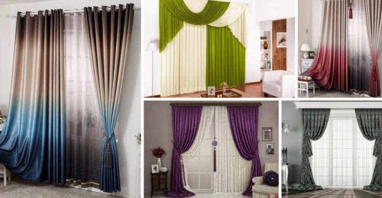 37+ Creative Curtains Design Ideas To DIY | Pout