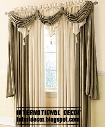 Top Catalog of Classic Curtains Designs, Models, Colors in 2013 .