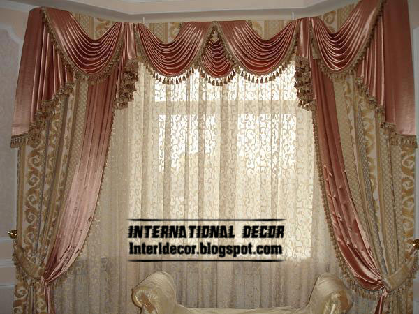 Davotanko Home Interior: 5 Contemporary curtain designs with .