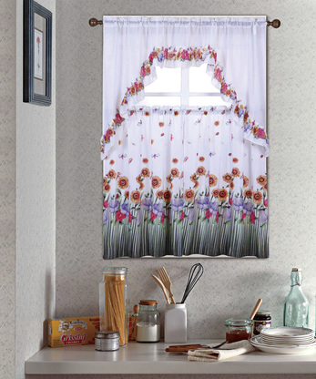 Fresh Curtain Ideas for Kitchen Windows - Linen Sto