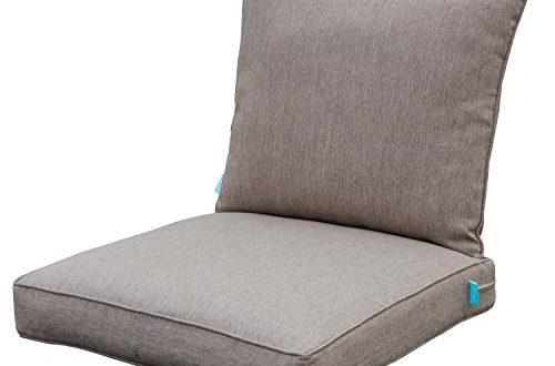 Amazon.com : QILLOWAY Outdoor Chair Cushion Set, Outdoor Cushions .