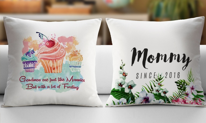 Up to 83% Off Personalized Cushion Covers from Monogram Online .