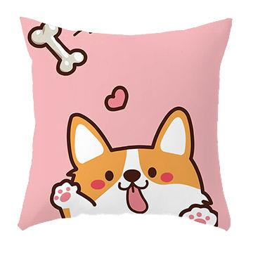 China Cotton Linen Custom Printed Home Made Decorative Sofa .