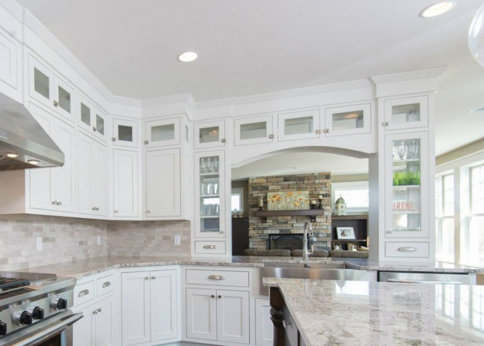 Replace Your Kitchen Cabinets With Custom Bui