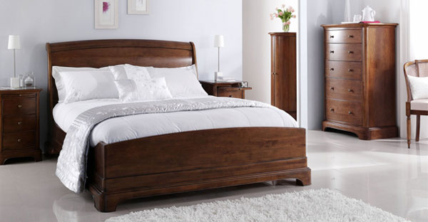 Dark Wood Bedroom Furniture Efistu Com