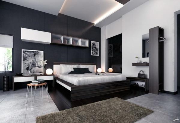 Beautiful Dark Wood Bedroom Furniture Designs You Need To S