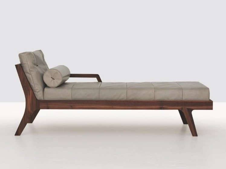 Wooden day bed MELLOW DAYBED By ZEITRAUM design Formstel