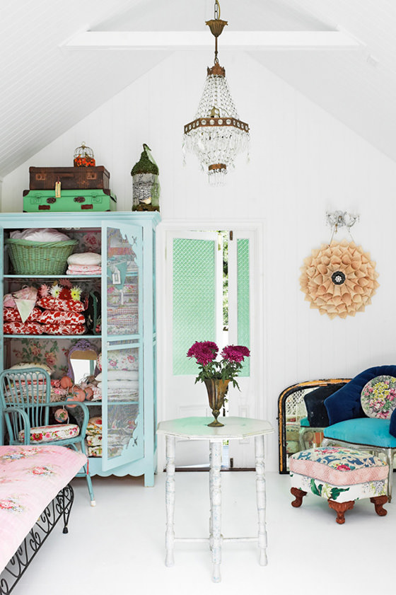 Vintage Style Decorating - How to • The Budget Decorat