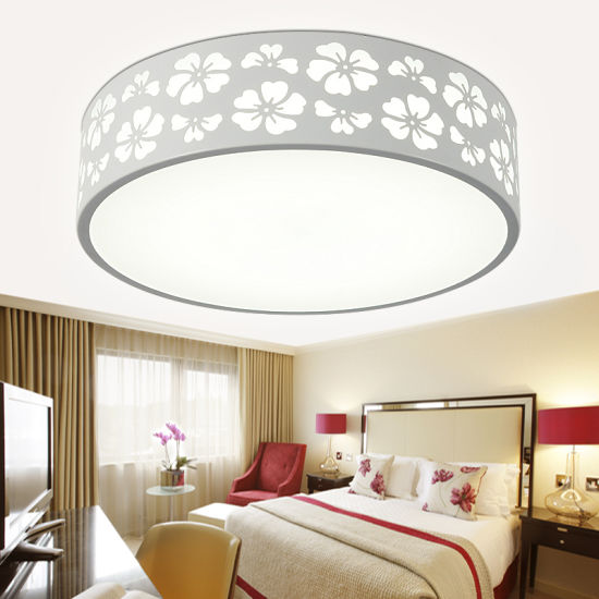 China Indoor Living Room New Design Decorative Lighting Round LED .