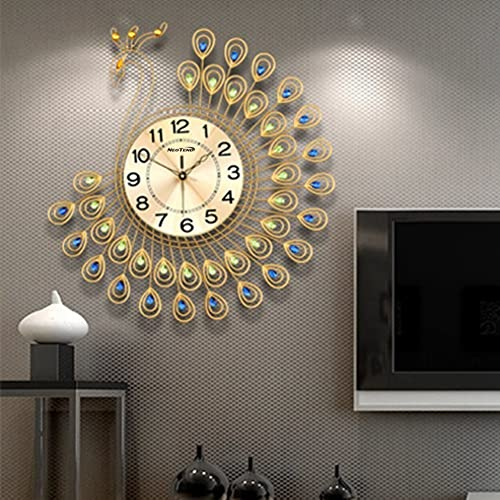 Decorative Wall Clocks for Living Room: Amazon.c