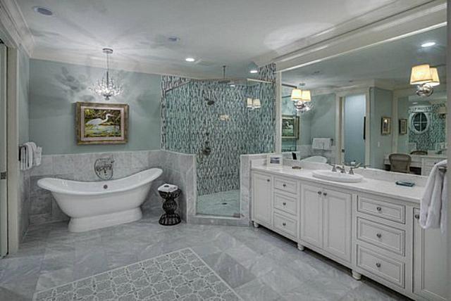 50 Inspiring Bathroom Design Ide