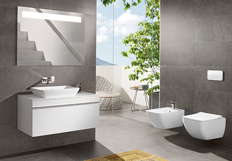 3D Bathroom Planner: Design your own dream bathroom online .