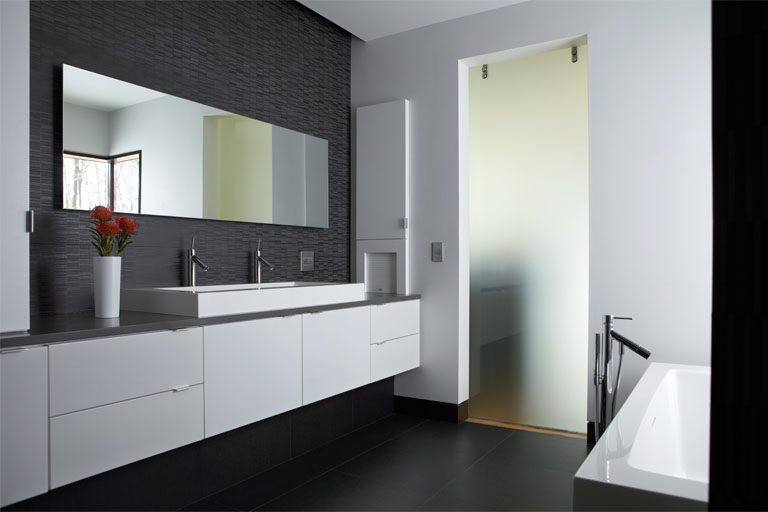 Modern Bathroom Design & Lighting | Design better with the adorne .