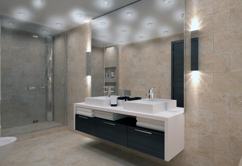 Attractive Cool Vanity Lights - Innovative Design Idea