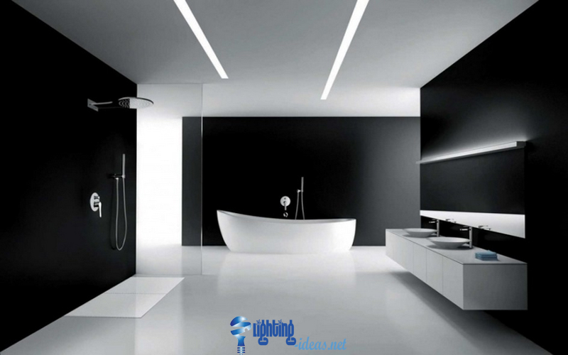 Designer Bathroom Lighting