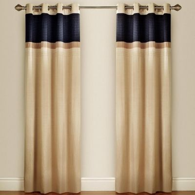 Plain Curtain | Lined curtains, Plain curtai