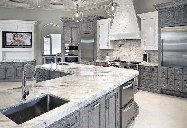 Top 70 Best Kitchen Cabinet Ideas - Unique Cabinetry Desig