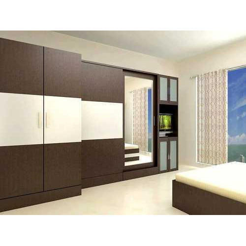 Wooden Designer Wardrobe For Home, Height: 6-9 Feet, Rs 1000 .