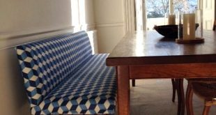 Upholstered Dining Benches | Upholstered dining bench, Dining room .