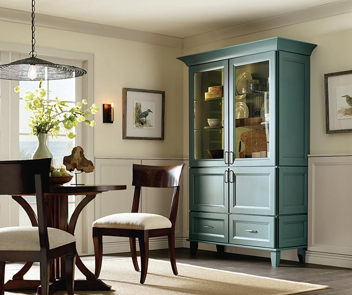 Dining Room Storage Cabinet - Diamond Cabinet