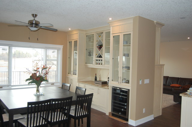 Beaton cabinets - Contemporary - Dining Room - Calgary - by .