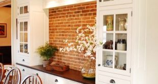 Dining Room Built-In Cabinets and Storage Design | Dining room .