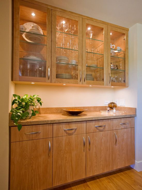 Modern Dining Room Cabinet | Crockery cabinet design, Crockery .